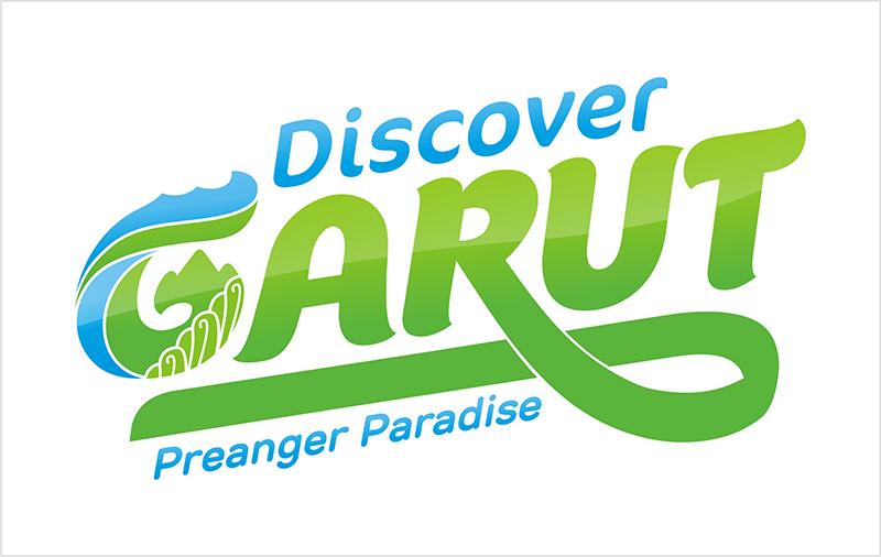 Logo Resmi Pariwisata Garut : Discover Garut, Preanger Paradise