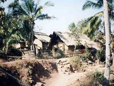 Kampung Dukuh, Cikelet, Garut, Jawa Barat
