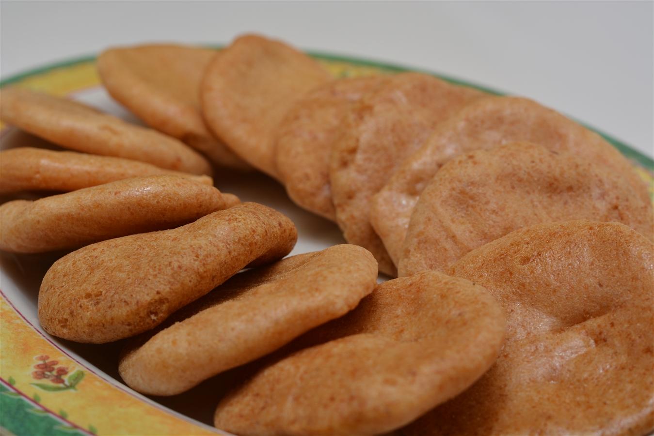 Opak Bungbulang, panganan renyah dan nagih khas Bungbulang