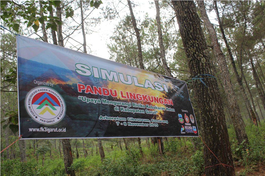 Pandu Lingkungan - Pencegahan dan Penanggulangan Kebakaran Hutan