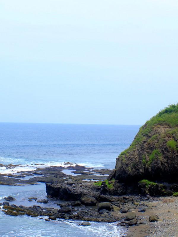 formasi karang di Sodong Parat