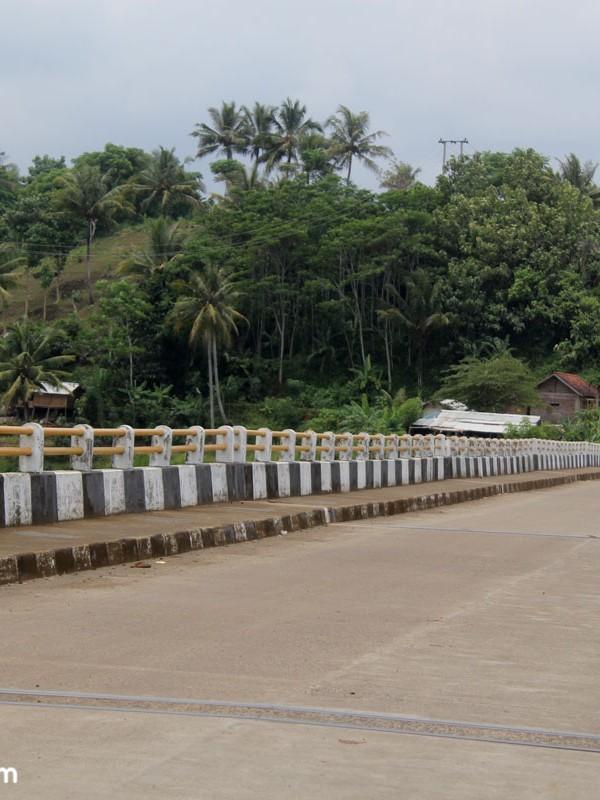 Jembatan Cilayu, Kecamatan Caringin, Kebupaten Garut