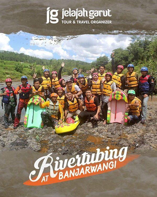Open Trip River Tubing Banjarwangi, Jelajah Garut