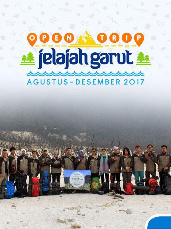 Open Trip Jelajah Garut 2017