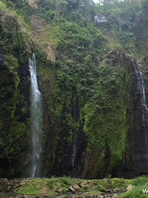 Curug Ciarjuna, Kp. Cikopo, Desa Panawa, Kec. Pamulihan, Kab. Garut