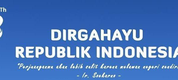 Semarak Kemerdekaan Republik Indonesia