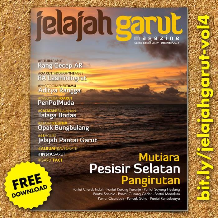 e-Magazine Jelajah Garut edisi 4: Mutiara Pesisir Selatan Pangirutan